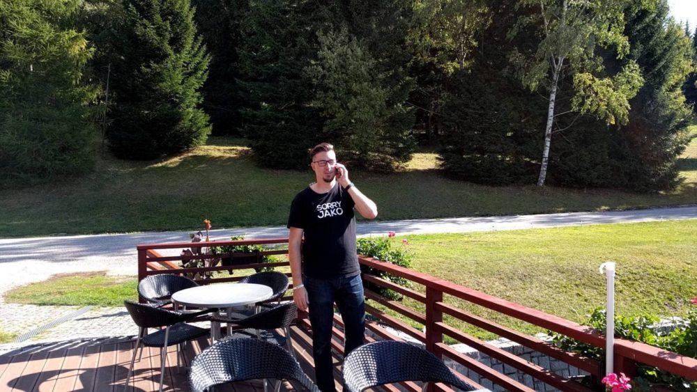 Tatínek Zdeněk. #sorryjako