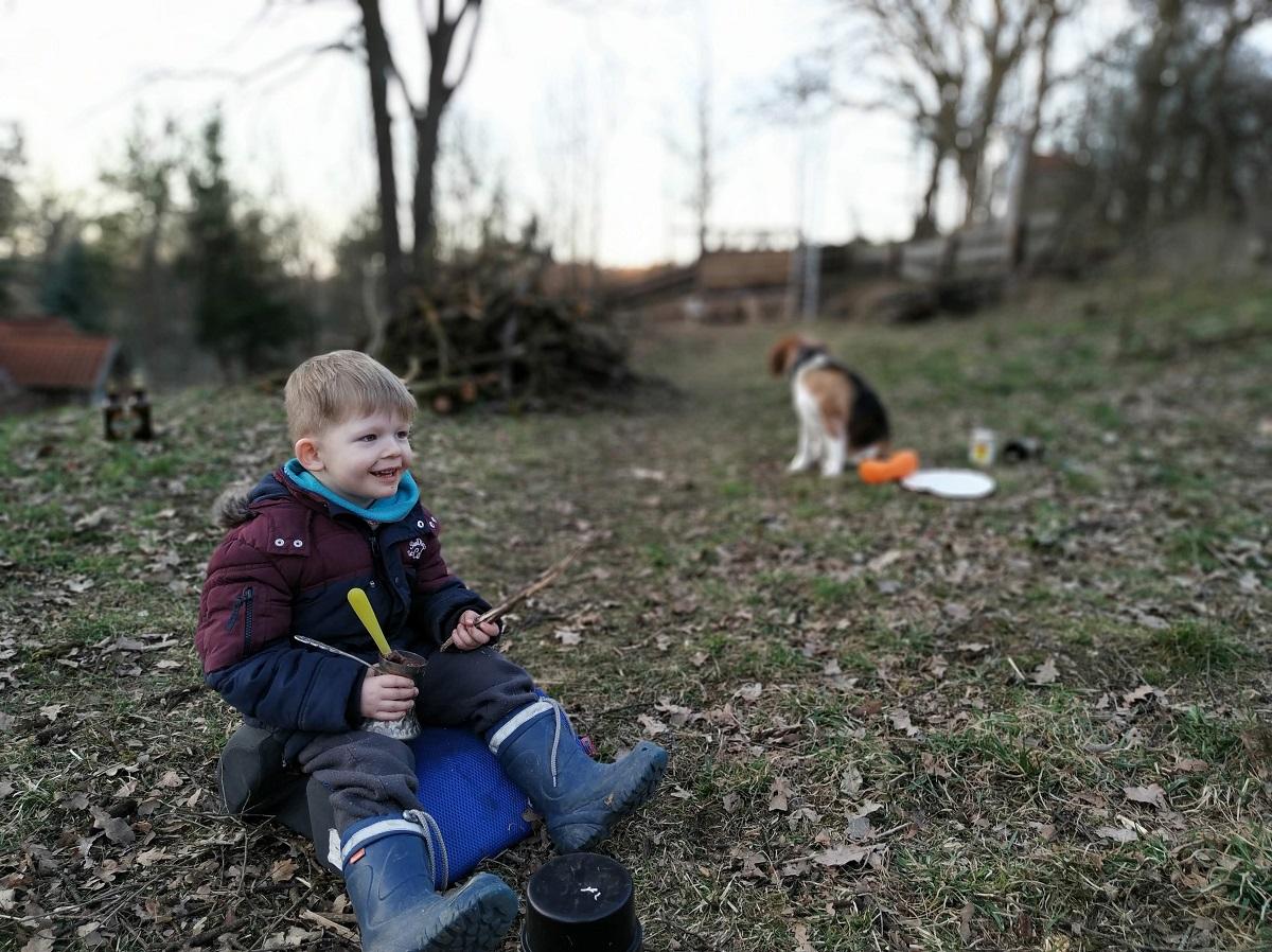 Aktivity pro děti venku